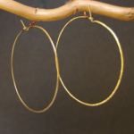 Calico Juno XL Hoop Earring