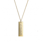 Goldenthread Sorority Necklace