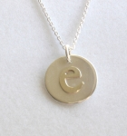 Jemma Initial Necklace