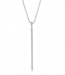 KC Designs Diamond Bar Necklace
