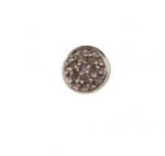 Rebecca Lankford Pave Disc Studs